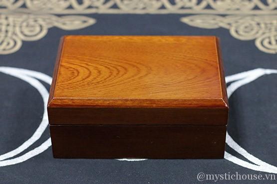 mua hộp gỗ đựng bài tarot