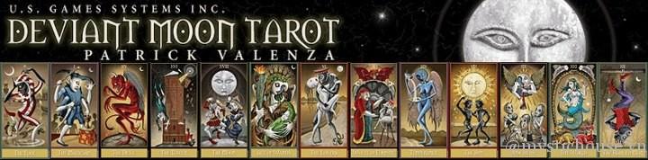 Deviant Moon Tarot - Cảm nhận