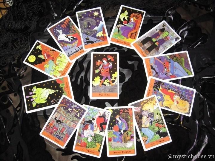 Ở đâu mua bộ bài Fairy Tale Tarot chính hãng giá rẻ - Magazine cover