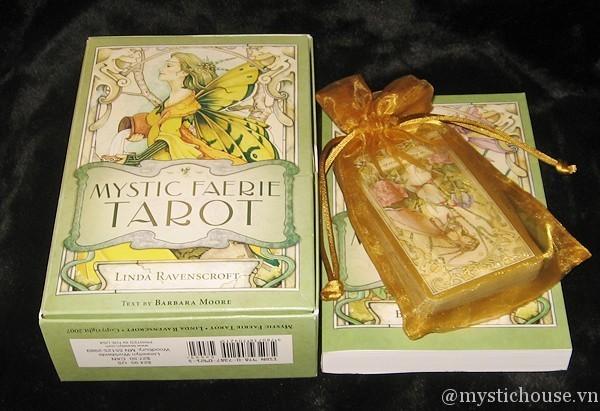 hình ảnh bộ bài Mystic Faerie Tarot