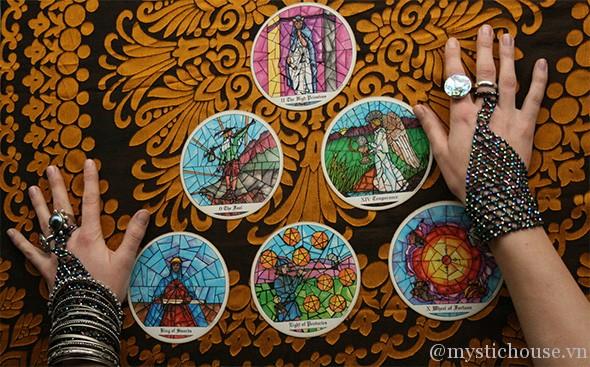 các lá bài thời gian trong Tarot