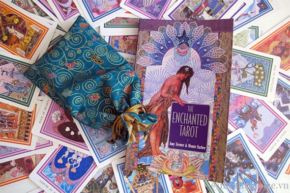 Cảm nhận ý nghĩa 78 lá bộ bài Enchanted Tarot