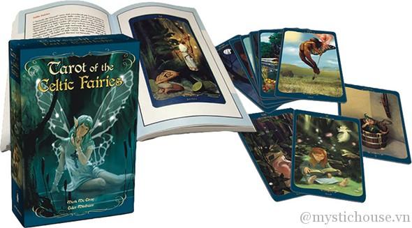 ý nghĩa bộ bài Tarot of the Celtic Fairies