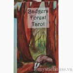 Badgers Forest Tarot cover