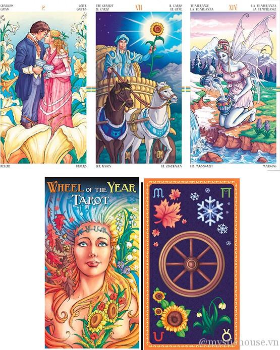 Bán bài Wheel of the Year Tarot