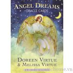Angel Dreams Oracle Cards cover