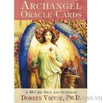 Archangel Oracle Cards cover