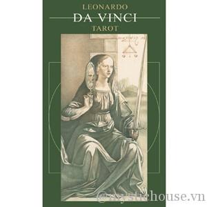 Da Vinci Tarot cover