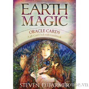 Earth Magic Oracle Cards cover