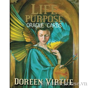 Life Purpose Oracle Cards cover