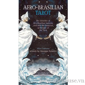 Afro-Brasilian Tarot cover