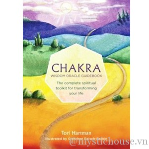 Chakra Wisdom Oracle Cards cover