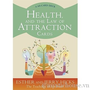 Health, and the Law of Attraction Cards cover