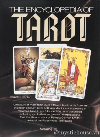 Encyclopedia of Tarot vol 3