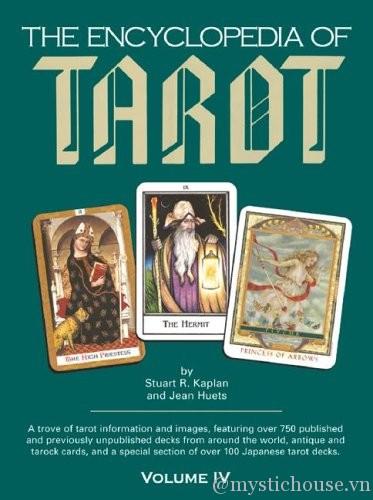 Encyclopedia of Tarot vol 4