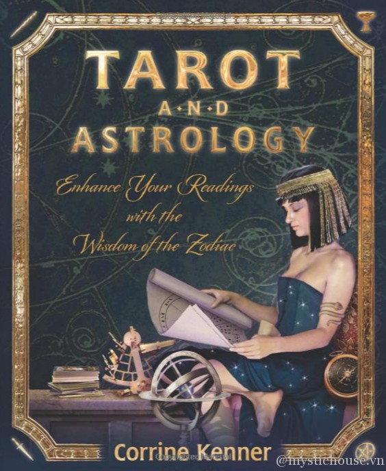 sách Tarot and Astrology