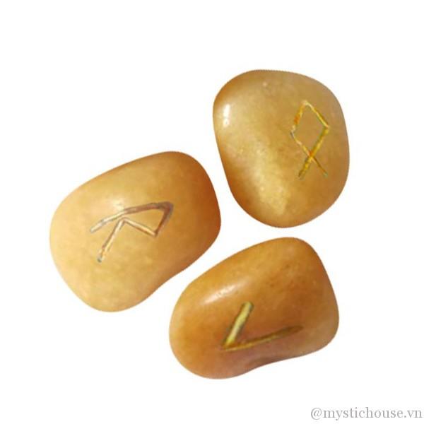 Golden Quartz Runes 1