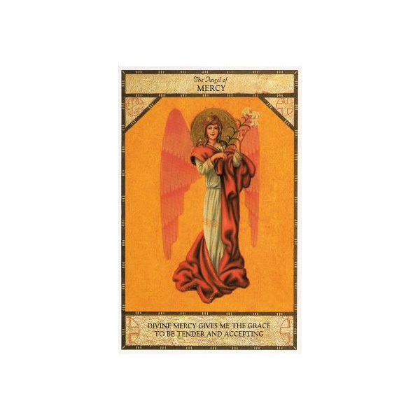 Angel Oracle Let the Healing Energy of Angels into Your Life Cards 4