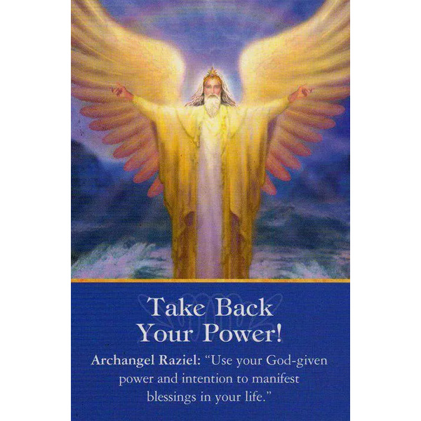 Archangel Oracle Cards 3