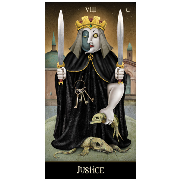 Deviant Moon Tarot Borderless Edition 1