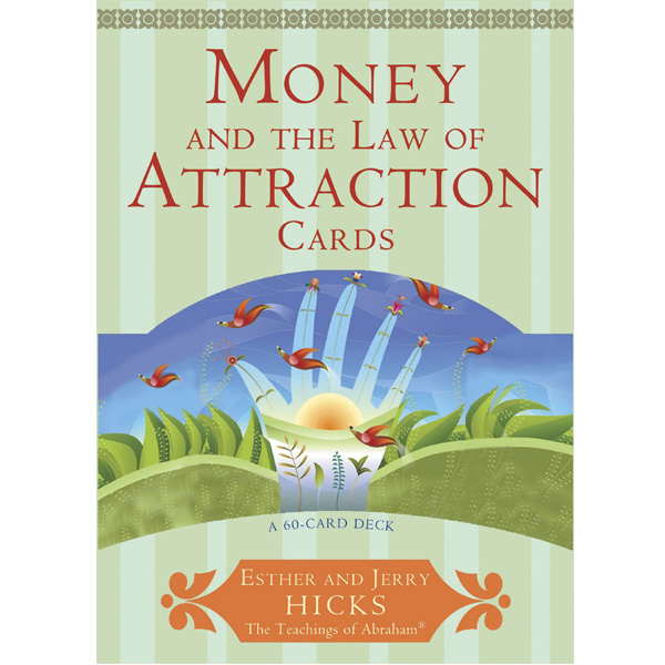 Money, And The Law Of Attraction Cards