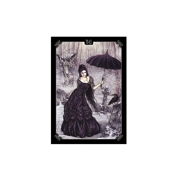 Victoria Frances Gothic Oracle Cards 1