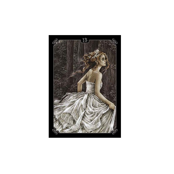 Victoria Frances Gothic Oracle Cards 3