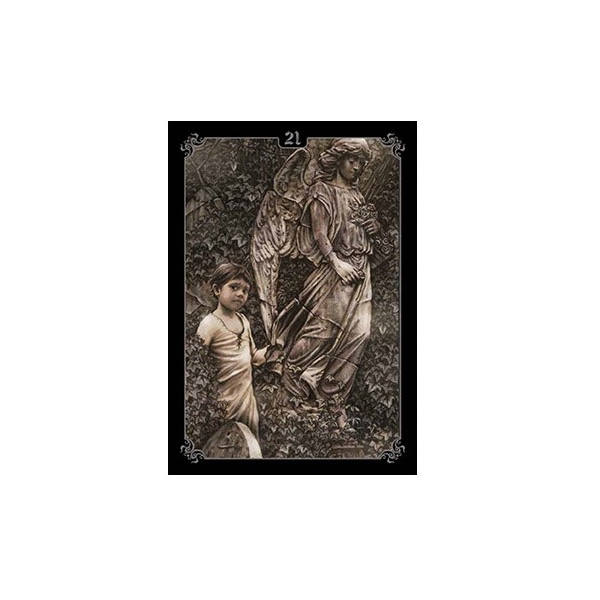 Victoria Frances Gothic Oracle Cards 4