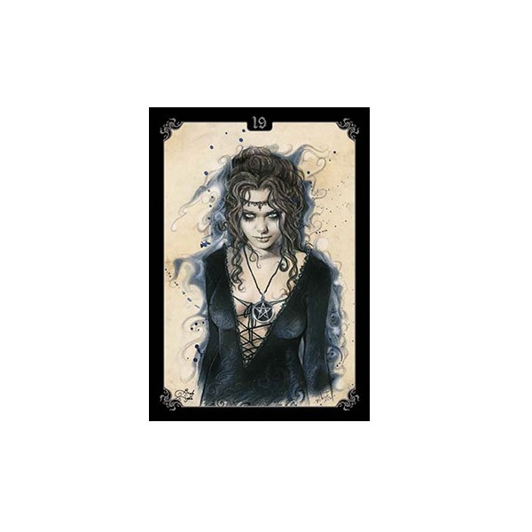 Victoria Frances Gothic Oracle Cards 5