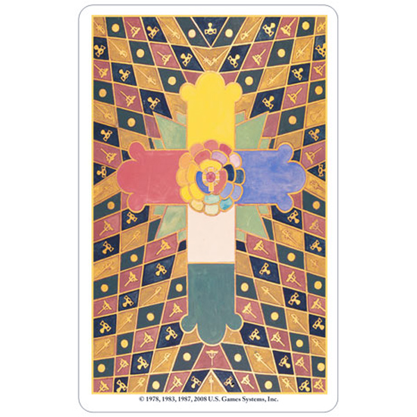 Aleister Crowley Thoth Tarot 7