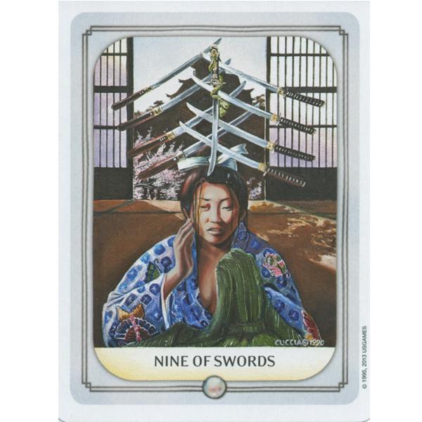 Ancestral Path Tarot 6