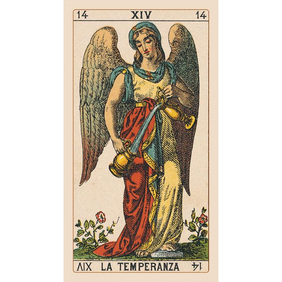 Ancient Italian Tarot 5
