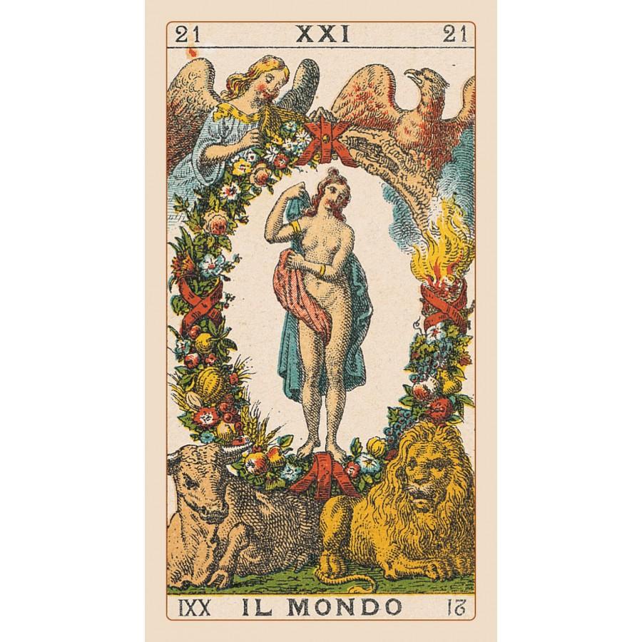 Ancient Italian Tarot 7
