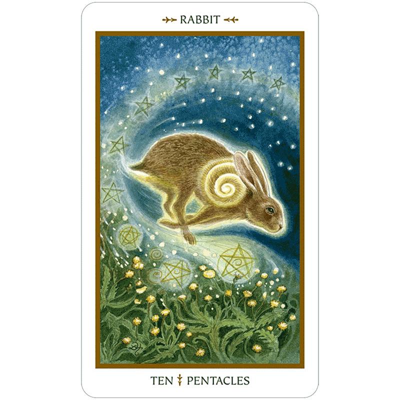 Animals Divine Tarot 5