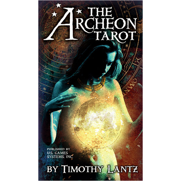 Archeon Tarot cover