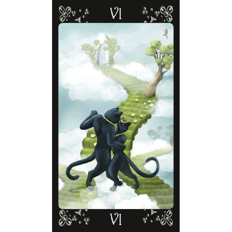 Black Cats Tarot 4
