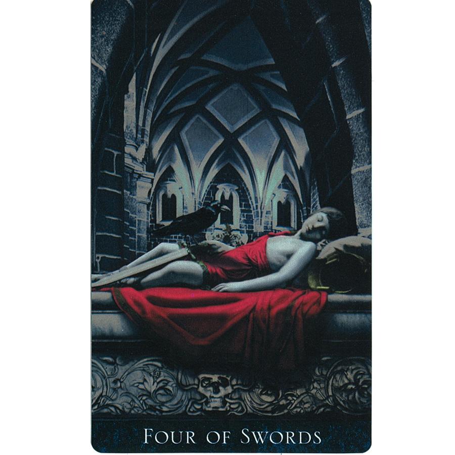 Bohemian Gothic Tarot 6