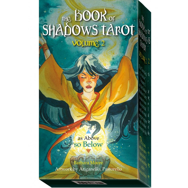 Book of Shadows Tarot – So Below cover