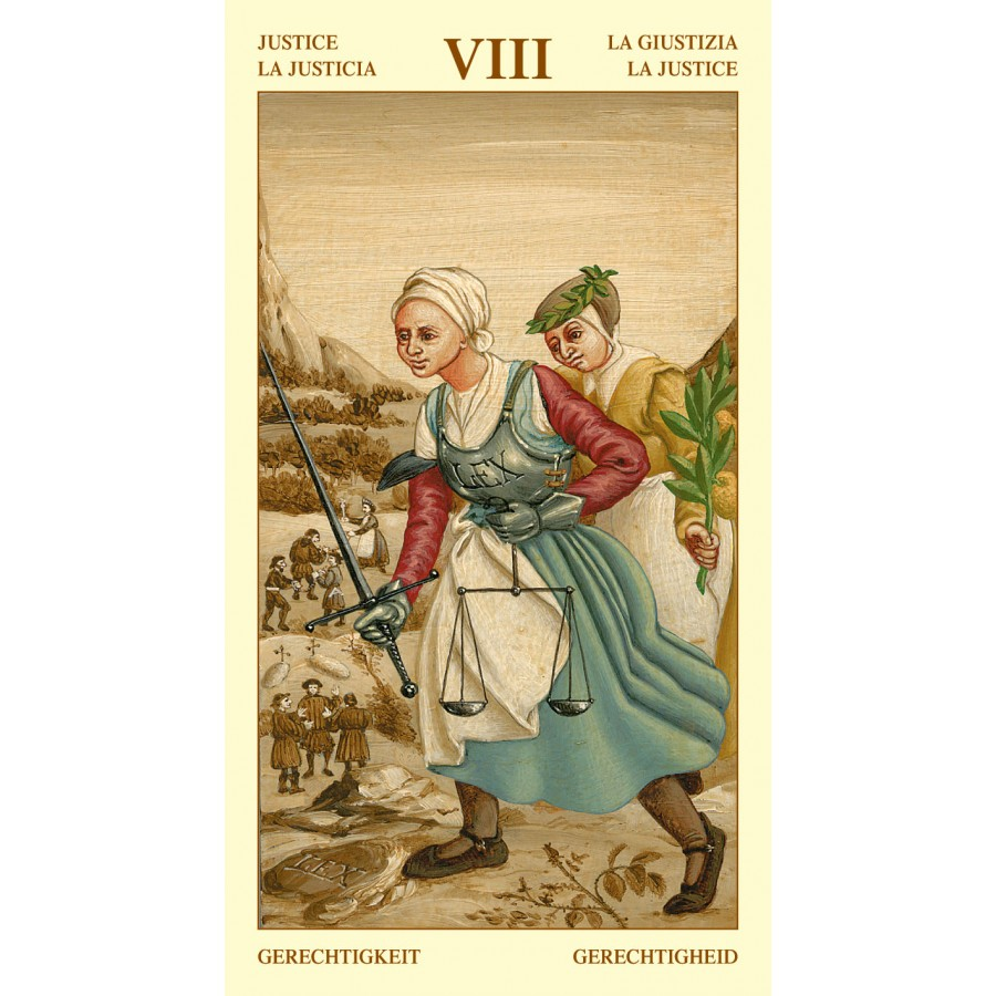 Bruegel Tarot 7