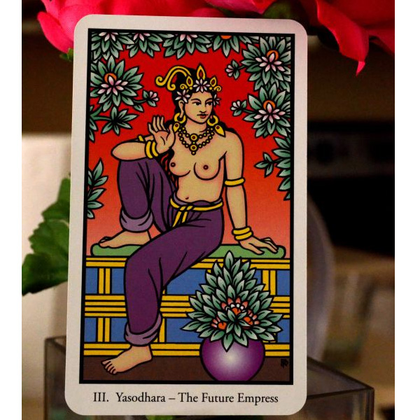Buddha Tarot 5