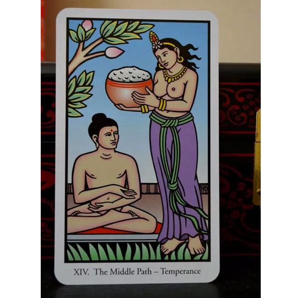 Buddha Tarot 7