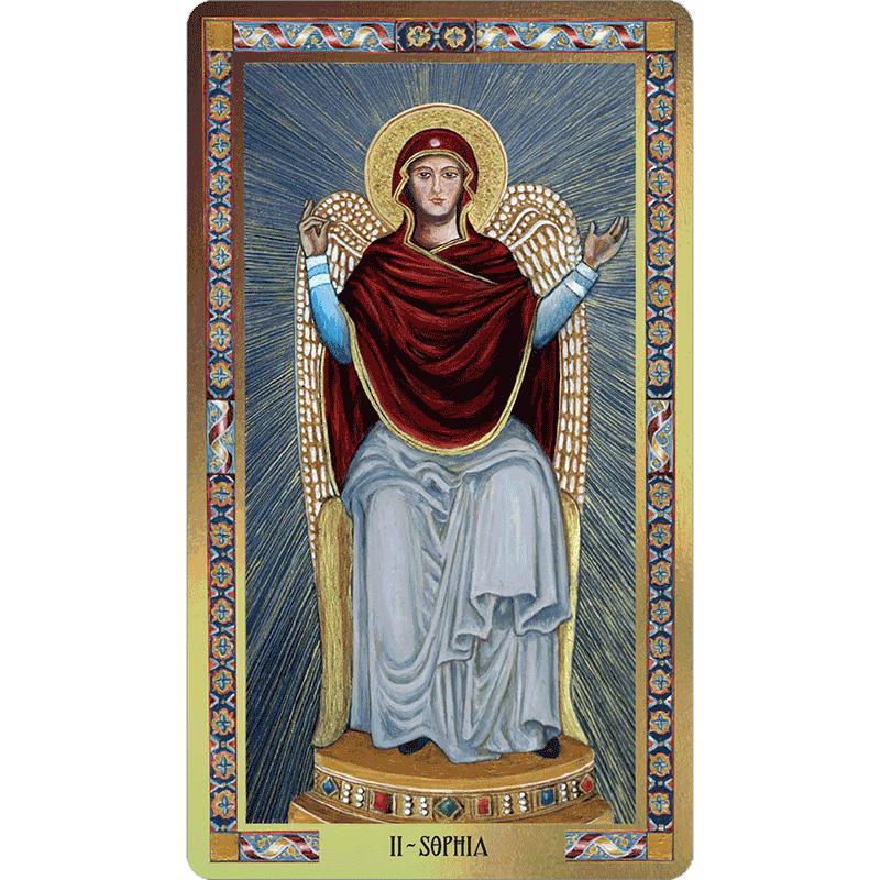 Byzantine Tarot 1