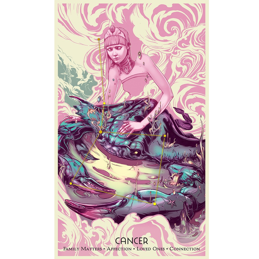 COSMOS Tarot & Oracle 12