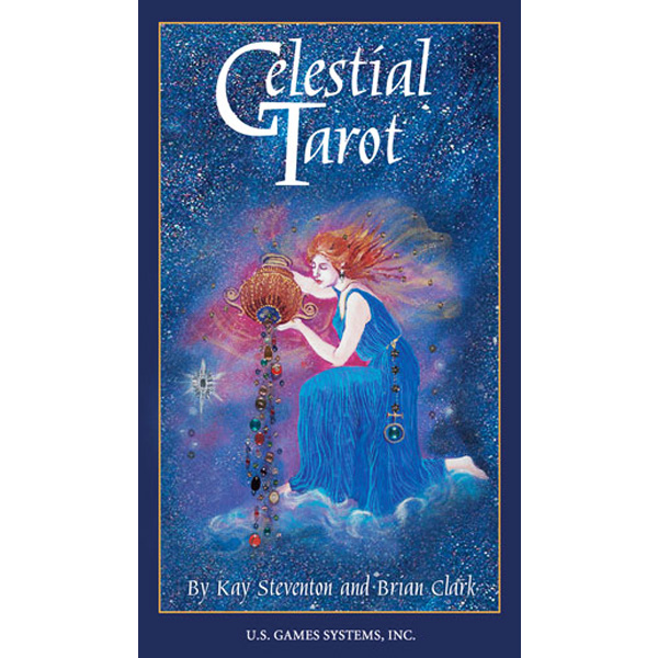 Celestial Tarot cover