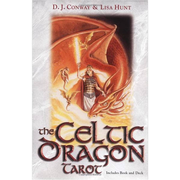 Celtic Dragon Tarot cover