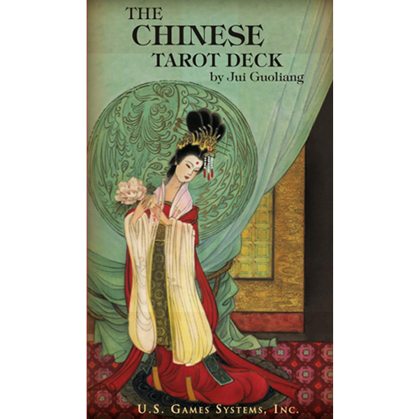 Chinese Tarot cover