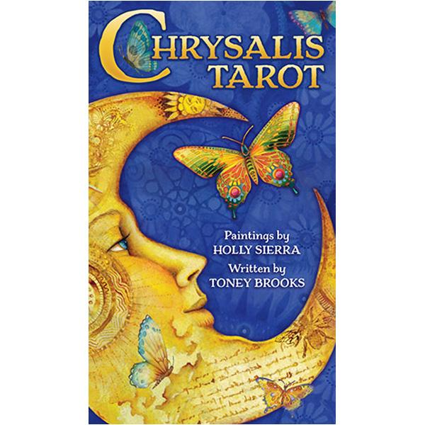 Chrysalis Tarot cover