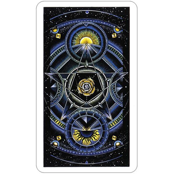 Cosmic Tarot 7