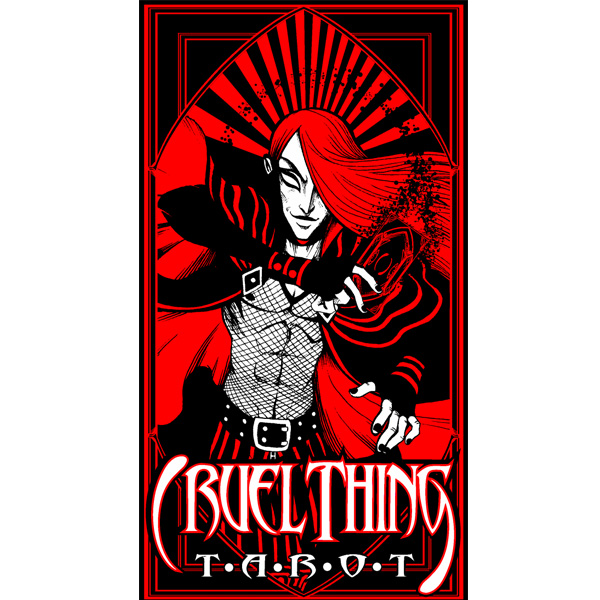 Cruel Thing Tarot cover