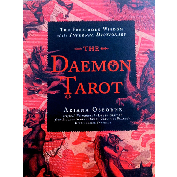 Daemon Tarot cover